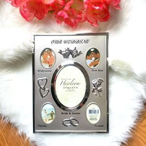 Home Trends Heirloom Mult-Opening Picture Frame